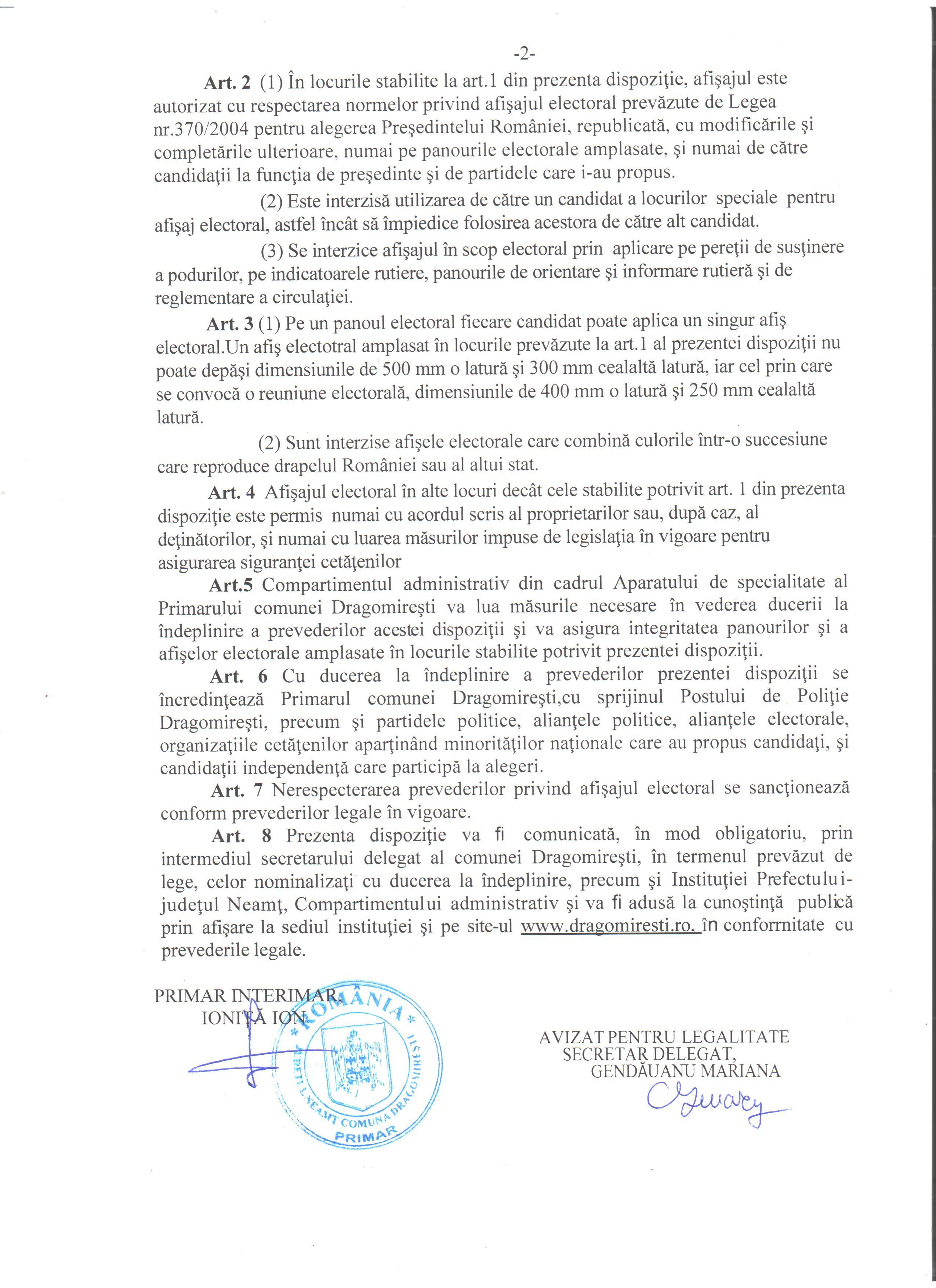 Dispozitia nr.175 Afisaj electoral pg.2 001